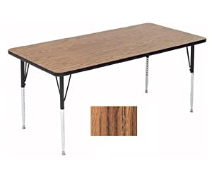 Rectangular Activity Table Table Size: 36 X 60