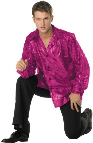 Plus Size Disco Inferno Shirt Only]()