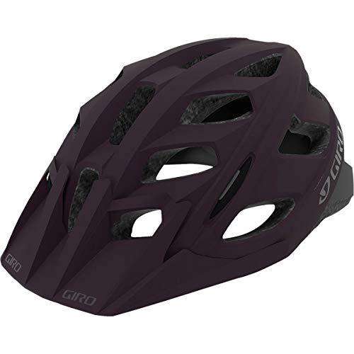 Giro Hex Cycling Helmet - Matte Dusty Purple/Charcoal Small