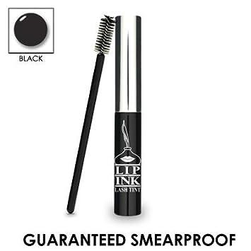 3f6bc1bc7fa Amazon.com: LIP INK Organic Vegan 100% Smearproof Lash Color (Black ...