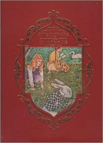 ebooks free with prime Alice's Adventures in Wonderland / Through the Looking-glass by Lewis Carroll en español PDF DJVU B000IGA3N0