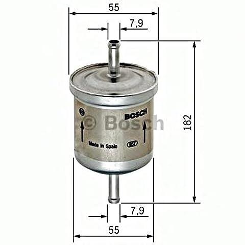 BOSCH Fuel Filter Fits FORD Focus Clipper C-Max II 2 Van Usa VOLVO 1.4-3.0L 95- - 70229 Replacement