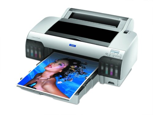 Epson Stylus Pro 4000 Inkjet Printer