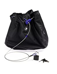 Pacsafe C25L Stealth Camera Bag Protector and Cover, Black