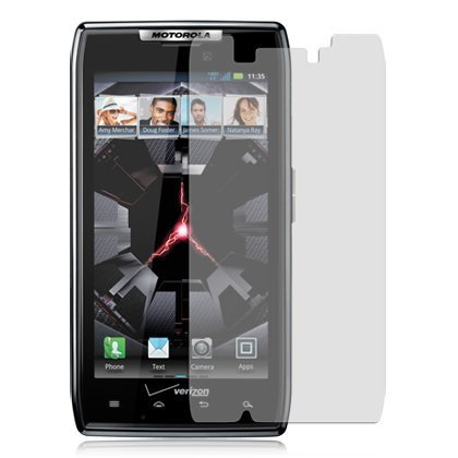 amazon com screen guard protector for motorola droid razr xt912 rh amazon com Motorola Droid RAZR XT912 Battery Motorola Droid RAZR XT912 Accessories