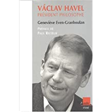 Vaclav Havel, président philosophe