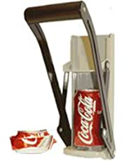 Sentik 16oz Heavy Duty Wall Mounted Can Crusher for Tins and Drink Cans