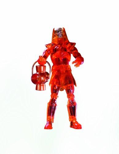 DC Direct Blackest Night: Series 8: Orange Lantern Lex Luthor Action Figure