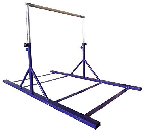 Kit Accessory Kip - Z-Athletic Expandable Junior Training Bar & Extension Kit Package (Purple)