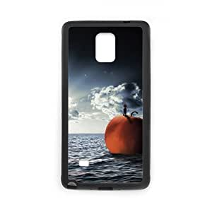 Samsung Galaxy Note 4 Cell Phone Case Black James and the Giant Peach I8270348