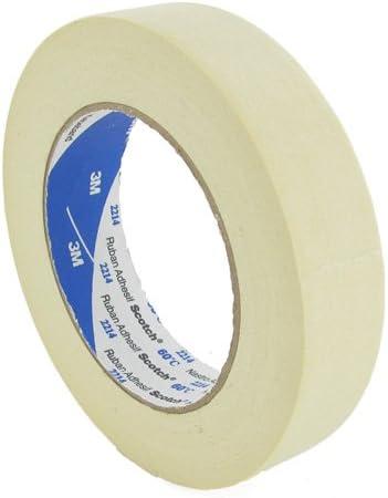 Scotch 3m Abklebeband Kreppband 25 Mm X 50 M 5 Rollen Bürobedarf Schreibwaren