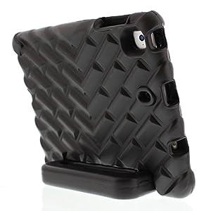 Gumdrop Cases FoamTech Case for Apple iPad Mini 4 (Late 2015) and iPad Mini 3, 2, 1, Black