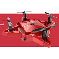 OOFAY Drone with Camera S11 Mini Remote Control Aerial Drone Folding Four-Axis Aircraft Set High Aircraft Toys