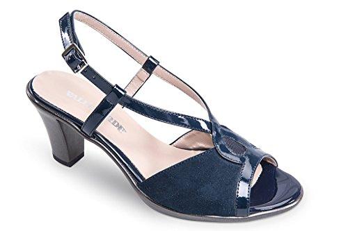Valleverde Damen Sandalen Blau