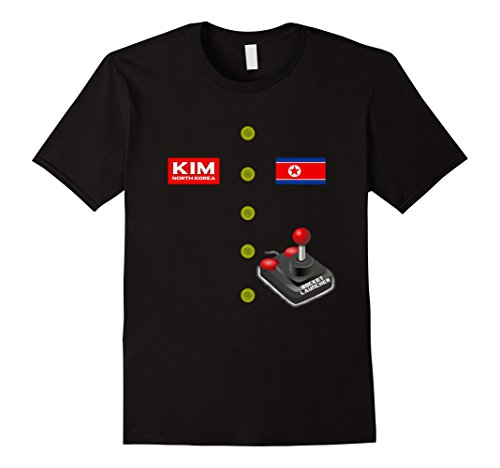 Kim Jong Un Costume Tee | North Korea - Costume Kim