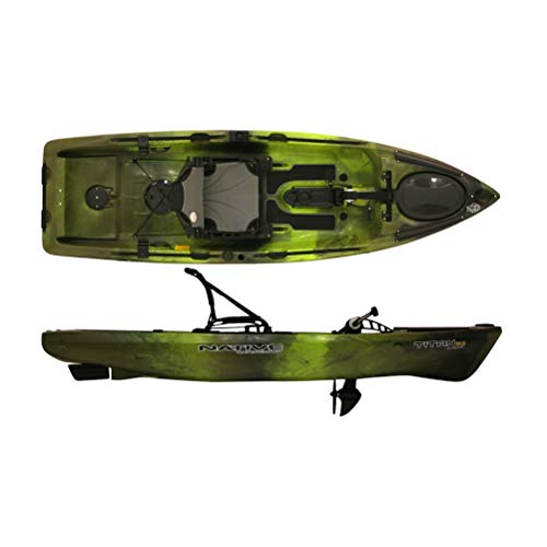 Native Watercraft 2019 Titan Propel 10.5 Pedal Fishing Kayak (Lizard Lick)