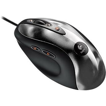 Logitech MX 518 Gaming-Grade Optical Mouse - 9313520403