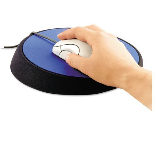 ASP26226 - Allsop Wrist Aid Ergonomic Circular Mouse Pad by Allsop