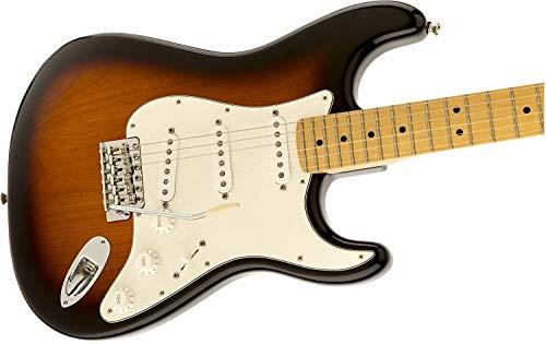 Fender American Special Stratocaster, Maple Fretboard - 2-Color Sunburst