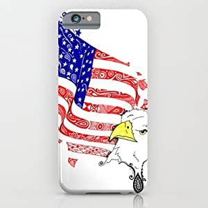 Society6 - American Dream iPhone 6 Case by Art Et Be