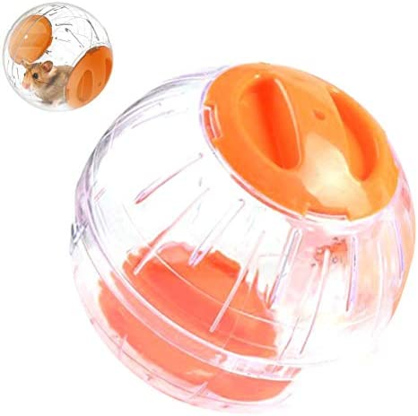 EisEyen Hamster Laufball Übungs Ball Rolle Kugel Laufkugel Joggingball Kleintiere Spielzeug