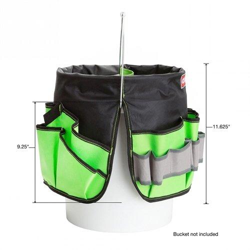 OEMTOOLS 24544 Bucket Tool Bag