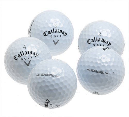 (Callaway Warbird Recycled Golf Balls (36 Pack))