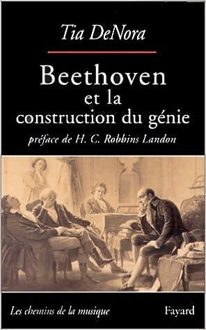 Livre gratuits en ligne Beethoven et la construction du génie : Musique et société à Vienne, 1792-1803 epub, pdf