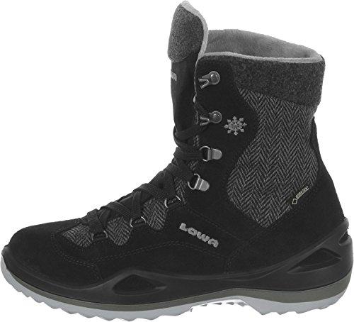 Women's Black Boots Calceta Rise Schwarz GTX Grau Hiking High Lowa ZapBdc4qwB
