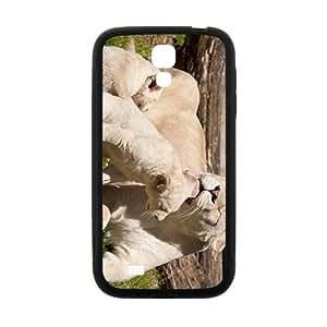 WAGT Creative Butterfly Kiss Custom Protective Hard Phone Cae For Samsung Galaxy S4