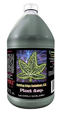 Plant Amp (Cutting Edge Solutions Plant Amp:2503 Plant AMP Growing Additive, 1-Gallon)