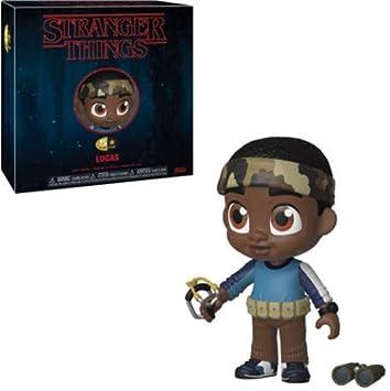 Figura 5 Star Stranger Things Lucas: Amazon.es: Juguetes y juegos