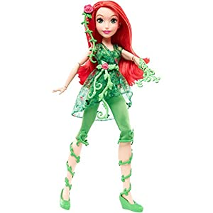 "DC Super Hero Girls Poison Ivy 12"" Action Doll - 41BQXQVhxiL - DC Super Hero Girls Poison Ivy 12″ Action Doll"