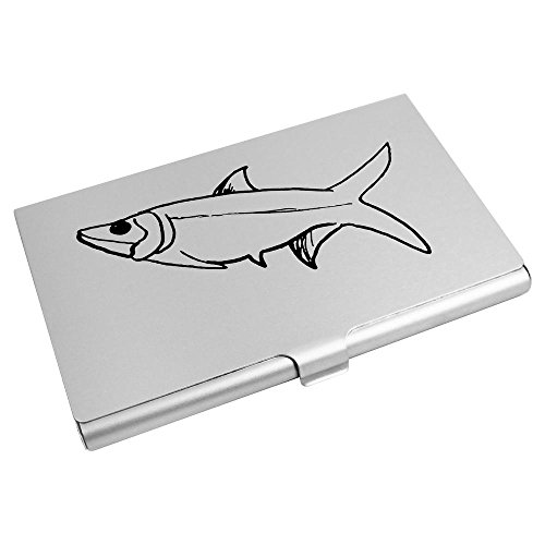 CH00008284 Business Azeeda Holder 'Swimming Wallet Fish' Credit Card Card zv8vw
