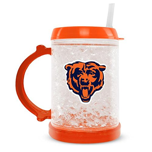 NFL Chicago Bears LED Light Candle Gift Set (3 piece)