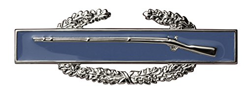 Combat Infantry Badge, 1st Award, FULLSIZE Award Combat Infantry Badge