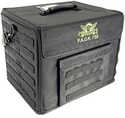 Battle Foam P A C K 720 Molle Magna Rack For Alpha Kit Black Amazon Com Au Toys Games These will slide into your existing battle foam bags each of the trays will come in kits that fit the same size bags. amazon com au