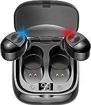 Versión actualizada en 2021,audifonos bluetooth, audifonos inalambricos,Auricular bluetooth inalámbrico, IPX5