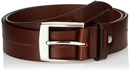 Amazon Brand – Symbol Men's leather Casual Non Reversible Belt