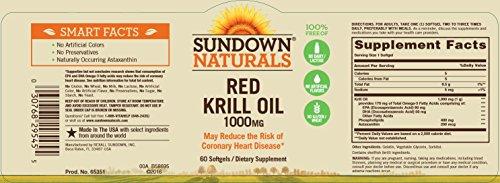 Buy red krill oil
