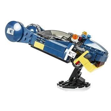 LEGO Blade Runner Spinner Spinner from Blade Runner - Custom LEGO ...