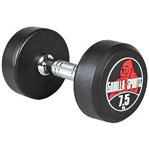 Gorilla Sports 7,5 KG Rundhantel -