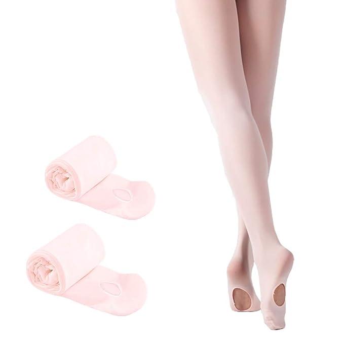 da353bf91 Amazon.com: STELLE Girls' Ultra Soft Pro Dance Tight/Ballet ...