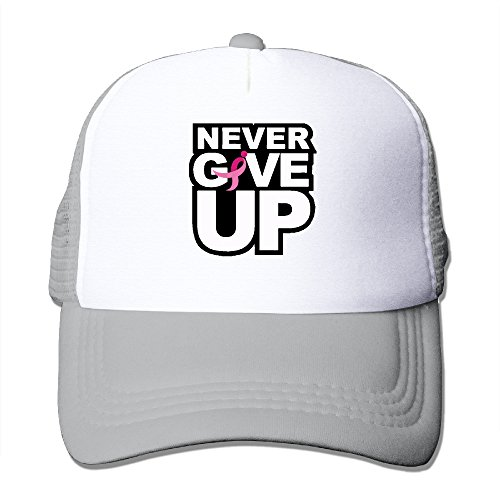 Snapback Hat John Cena Never Give Up Rise Above Cancer Adjustable Match Baseball Sports -