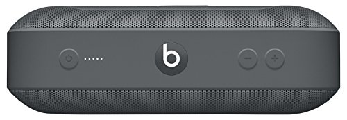 Beats Pill Speaker Neighborhood Collection Asphalt Gray