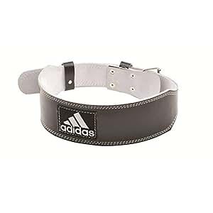 Adidas Adgb-12236 Leather Lumbar Weightlifting Belt, XX-Large, Multi Color