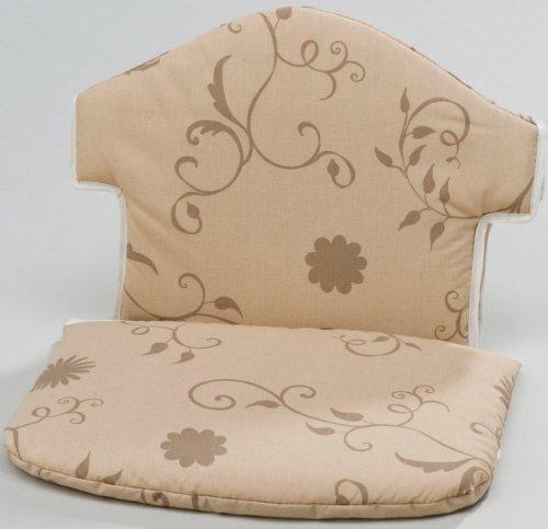 Geuther Sitzkissen 4743 Design 121 für Hochstuhl, besonders empfohlen für Swing