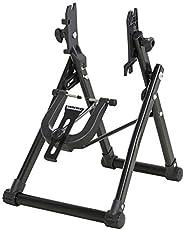 Soozier Bicycle Wheel Truing Adjustment Repair Stand Mechanic Bike Rims Adjust Table Foldable Bike Wheel Maint