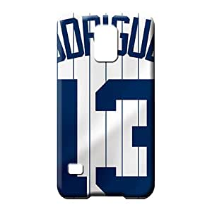 samsung galaxy s5 Shock-dirt High-definition New Arrival Wonderful cell phone carrying skins new york yankees mlb baseball