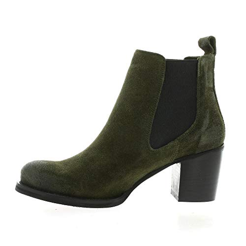 Pao Cuir Boots Pao Kaki Boots Velours Yn5C5Hqw